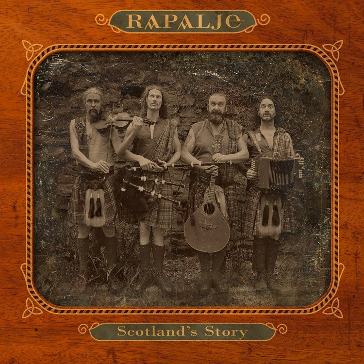 cover Rapalje-Scotland's story