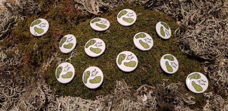 Buttons Festiva-Mediaval