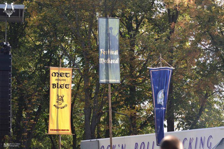 Festival Mediaval flag