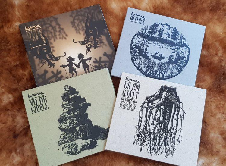 Koenix CD's