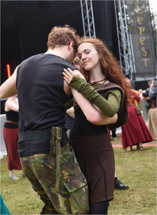 Linda Dancing