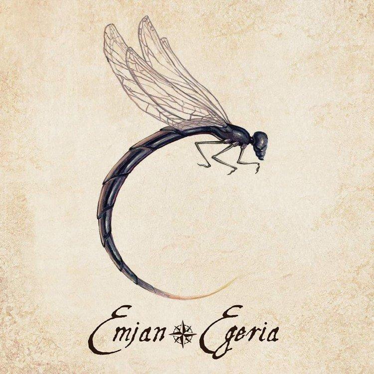 cover Egeria