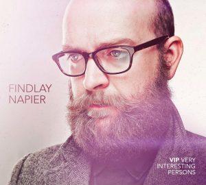 Album cover Findlay Naper VIP