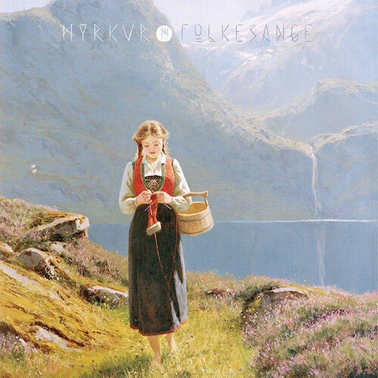 Myrkur - Folkesange cover